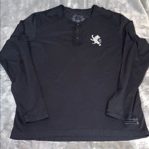 LIKE NEW EXPRESS MENS LONG SLEEVE